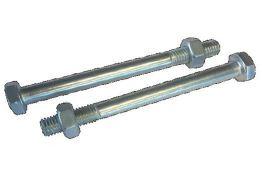 Durchgangschrauben für 9 x 9 cm Pfosten (2 Stk. / VE)