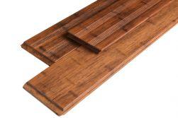 Terrassendielen Bambus, französisch / glatt, coffee, 20 x 200 x 2200 mm, 3 St. / PE