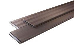 Terrassendielen Bambus, französisch / glatt, Granit Grey, 20 x 140 x 2200 mm, 3 St. / PE