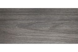 WPC Terrassendiele, coextrudiert, Massivdiele, anthrazit, 23 x 210 mm, in den Längen 3 m, 4 m und 5 m