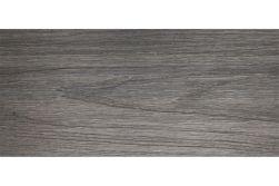 WPC Terrassendiele, coextrudiert, Hohlkammerdiele, anthrazit, 23 x 138 mm, in den Längen 3 m, 4 m und 5 m