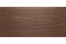 WPC Terrassendiele, coextrudiert, Hohlkammerdiele, braun, 23 x 138 mm, in den Längen 3 m, 4 m und 5 m