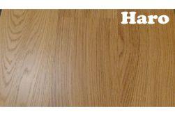 Haro Eiche Natur, Landhausdiele, 13,5 x 180 x 2200 mm, permaDur Versiegelung, Holzmaserung mit natürlichen Astanteilen, (Serie 4000 Art. 534740) (3,17 m² / Paket)