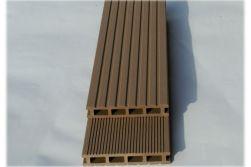 BPC Hohlkammerdiele WoodoIbiza, 25 x 145 mm, sandfarbend, 4,00 m lang