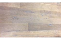 Fertigparkett Eiche Natur, 14 x 150 x 1200 mm, weiß geölt, (1,08 m2 / Paket)